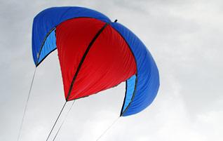 UAV & RPV Parachutes