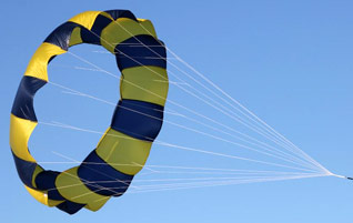 Ultra Light Annular Parachutes