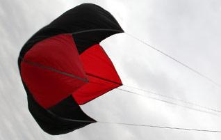 Hang Glider Parachutes