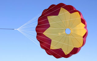 Star PolyConical Parachutes
